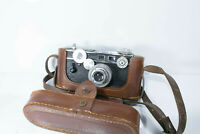 "Vintage ARGUS  ""The Brick"" Rangefinder Camera F3.5 50mm Cintar Lens"