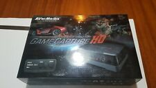 Avermedia C281 HD Capture with 500 GB HDD
