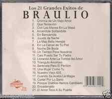 CD 60's 70's 80's baladas inolvidables TRIANGULO AMOROSO cuando se acaba lamagia