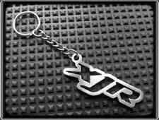 Keyring for YAMAHA XJR - Stainless Steel, Hand Made, Chain Loop Key Fob