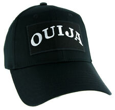 Ouija Spirit Board Hat Baseball Cap Occult Witchcraft Goth Punk Emo Alternative