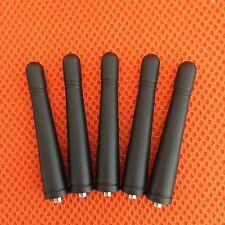 "5x Uhf Stubby 3.2"" Antenna Kra23 For Kenwood Tk3402 Tk3400 Tk3407 Portable Radio"