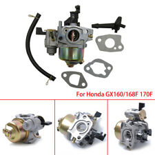 Carburetor Carb For HONDA GX160 GX200 5.5HP 6.5HP Engine Pump Carby Motor&Gasket