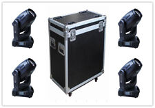 2in1 case pack 4pcs 280W Beam Spot Wash 3in1 Moving Head Light 10R Moving head
