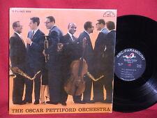 The Oscar Pettiford Orchestra In Hi-Fi Vol. 2 ABC PAR LP Record O.P.'s Jazz Men