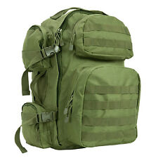NcSTAR TACTICAL 3 DAY ASSULT PACK BACKPACK BUG OUT BAG PALS GREEN CBG2911