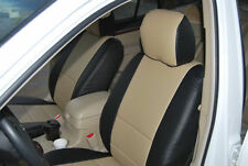 SUZUKI SX-4 2009 -2011 IGGEE S.LEATHER CUSTOM FIT SEAT COVER 13COLORS AVAILABLE