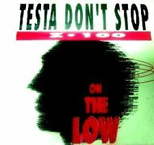 "12"" - Z-100 - TESTA DON´T STOP + ON THE LOW (TECHNO) LISTEN"