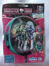 "Monster High Birthday Party Decoration 16"" Orbz Foil Balloon"