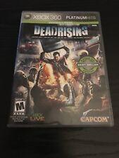 Xbox 360 Dead Rising ( Complete )