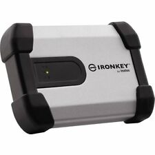 "Ironkey H350 2 Tb 2.5"" External Hard Drive - Usb 3.0 - 115 Mb/s Maximum Read"