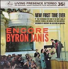 Byron Janis - Encore [New Vinyl] 180 Gram