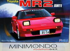 KIT TOYOTA MR2 AW11 1/24 FUJIMI 03895 038957 ID110