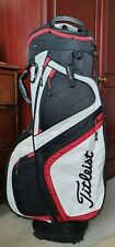 Titleist  Golf Cart Bag 14 Way Divider