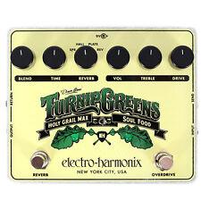 Electro Harmonix Turnip Greens Pedal Effect
