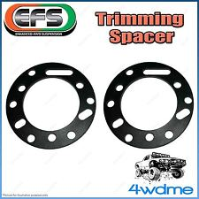 Holden Colorado RG 4WD Front EFS Strut Top Trimming Spacer Lifts 10-12mm Pair