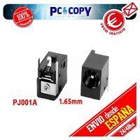 CONECTOR PORTATIL DC POWER JACK PJ001A-1.65mm LG p100