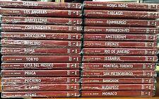 Dvd + Guida Turistica Fascicolo + Cartina CITTÀ DEL MONDO DeAgostini enciclopedi