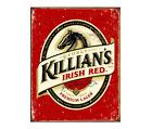 Killian's Metal Sign - Irish Red Beer - Man Cave