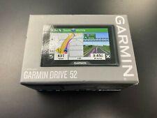 """Garmin Drive 52 5"""" GPS Navigator BRAND NEW!"""