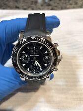 Montblanc Sport 3274 Wrist Watch for Men. Sport chronograph Automatic 41.5mm