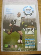 Revista de movilización de Feb-2011: edición 17-el único domingo Liga de fútbol Magazin