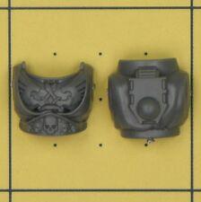 Warhammer 40K Ángeles de marines espaciales oscuro Ravenwing comando escuadrón togada Torso