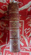 ancien livre victor hugo voix interieures les chansons des rues hetzel XIXe