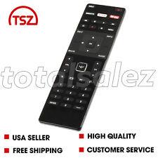 For US New Vizio XRT122 LED HDTV TV Remote Control Amazon/Netflix/IHeart Key