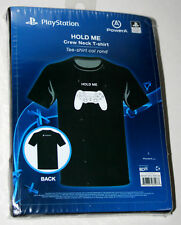 PlayStation Controller Hold Me Video Game T-Shirt New NOS Sealed Sz Large