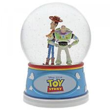 Disney Showcase Toy Story - Woody & Buzz Water Ball / Snow Globe