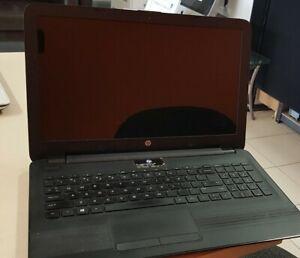 HP Notebook - 15-ba015au 8GB RAM,  AMD A6-7310APU, 1TB HDD Laptop