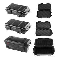 Outdoor Shockproof Anti-Pressure Waterproof Sealed Survival Storage Box 3 Size