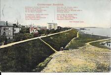 Cuxhavener Seedeich 1908 - Gedicht von Paul Richard Luck