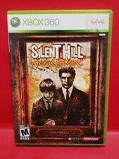 Silent Hill: Homecoming (Microsoft Xbox 360, 2008) Complete !!
