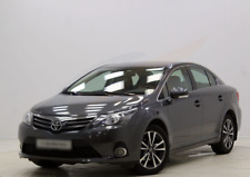 TOYOTA AVENSIS mk3 4-doors Saloon 2009-onwards 4-pc Wind Deflectors HEKO Tinted
