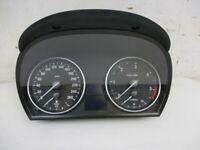 Compteur de Vitesse Tableau de Bord Intégré BMW 3 Touring (E91) 325D 9166859