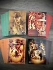 Indiana Jones™ TRADING CARDS The Complete Adventures TOPPS Collectors Full Set