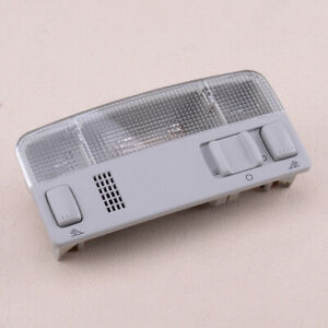 Gray Interior Dome Roof Reading Light Lamp Fit for VW Golf Jetta MK4 Caddy ti