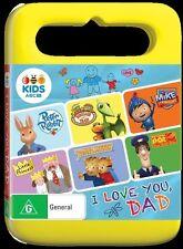 ABC Kids - I Love You Dad (DVD, 2015) R4