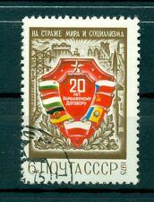 Russie - USSR 1975 - Michel n. 4345 - 20 ans du Pacte de Varsovie