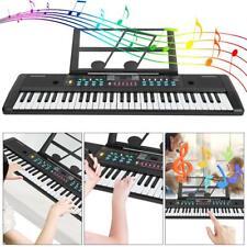 Einsteiger Digital 61 Tasten Keyboard E-Piano Elektrische Klaviertastatur