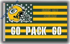 New listing Green Bay Packers Titletown football Memorable flag 90x150cm3x5ft best banner