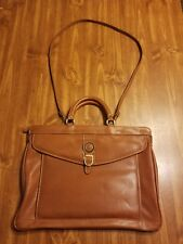 Dolce Vita Handbag Computer Bag Brown Briefcase