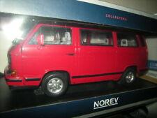 1:18 Norev VW T3 Bus Redstar in OVP