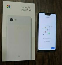 Google Pixel 3 XL - 128GB - Clearly White (Unlocked)