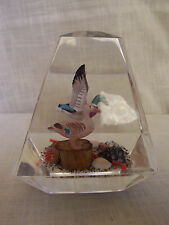 Mallard Duck Crystal Paper Weight