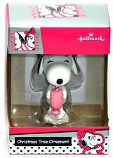 2016 Hallmark Peanuts Snoopy's Sister Belle Chirstmas Ornament!