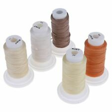 Leather Stitching Threads Durable Sewing Machine Waxed Thread Cord Diy Materials