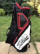 2017 Titleist Players 5 Golf Stand Bag / 5-Way /Good Condition / 2.3kg Only